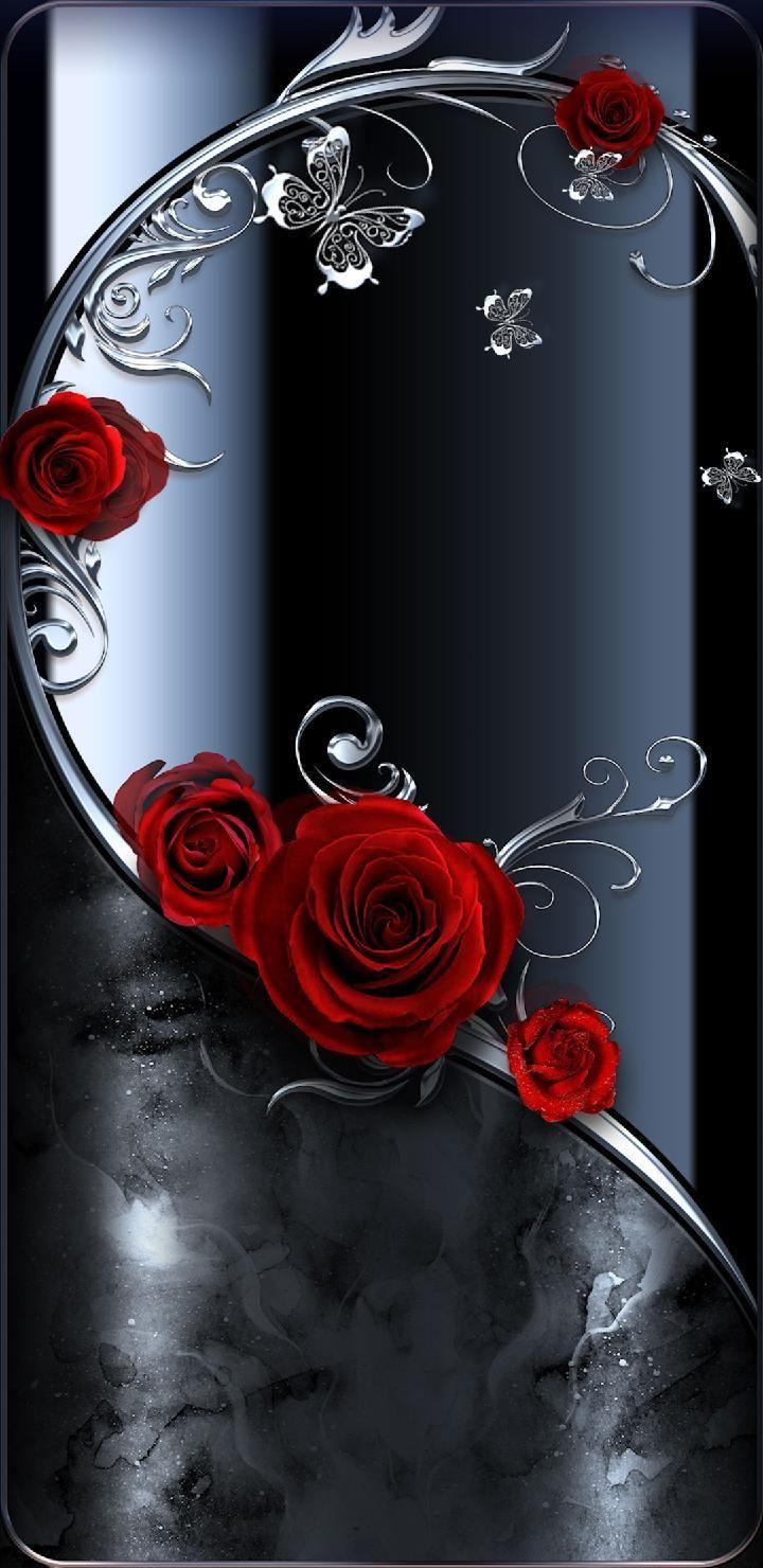 Pin by Marzena Kacz on Обои Flower phone wallpaper