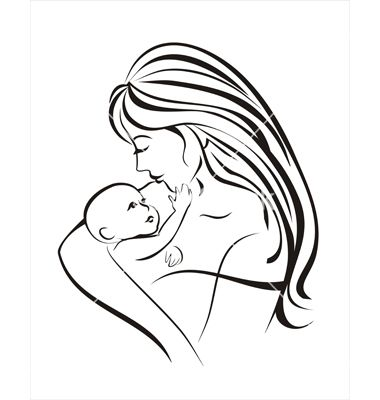 mama and baby - Google Search | Artwork | Pinterest