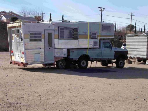 Funny Rv How Many Different Rv S Is This Weird Rv Made From
