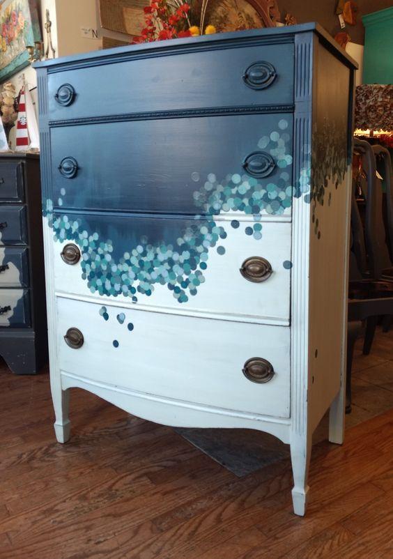 50 Beautiful Furniture Makeover Ideas, Refurbished Furniture Ideas