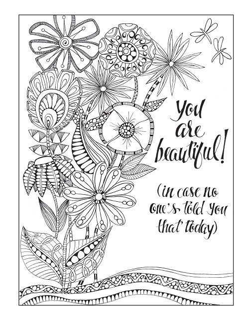 Inkspirations Coloring Books Review Giveaway