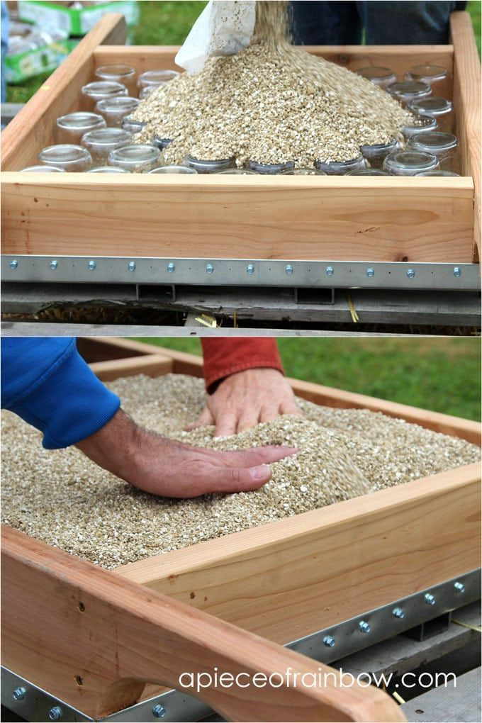 DIY Wood Fired Outdoor Pizza Oven {Simple Earth Oven in 2 days!}