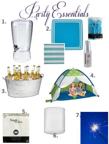 Beach Party Essentials Beach Party Party Planning Party