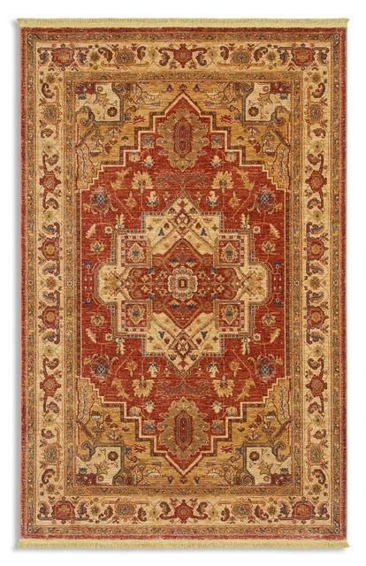 Rugstudio Presents Karastan Antique Legends Serapi 2200