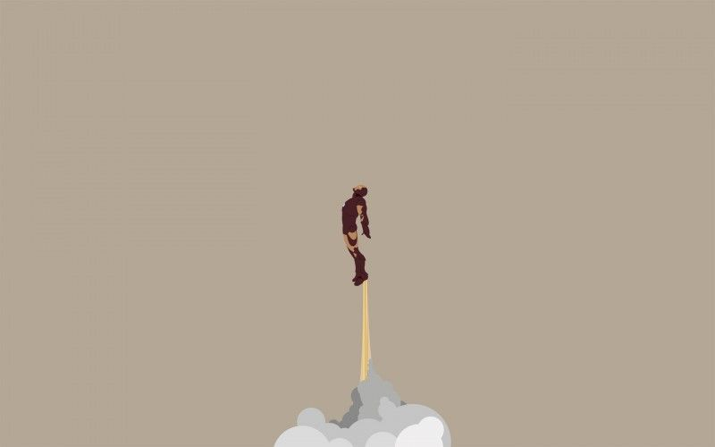 Iron Man Minimalistic Wallpaper Wide Or Hd Minimalistic Wallpapers Iron Man Wallpaper Marvel Wallpaper Man Wallpaper