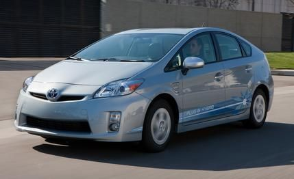 2012 Toyota Prius Plug In Hybrid Toyota Prius Toyota Electric
