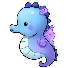 Caballito De Mar Dibujos De Animales Caballito De Mar Dibujo Y