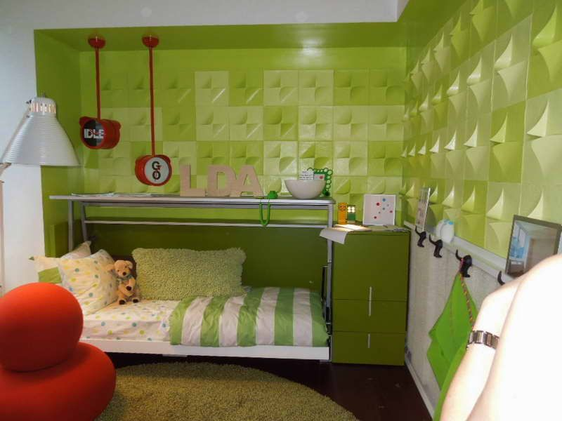 Lime Green Bedroom Ideas With Green Carpet