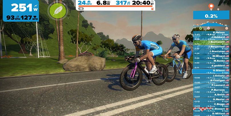 Turn Your Ride Into A Video Game Bicycle Workout Biking Workout