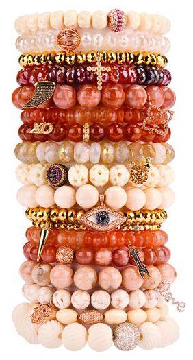 Sydney Evan | Beaded Bracelets