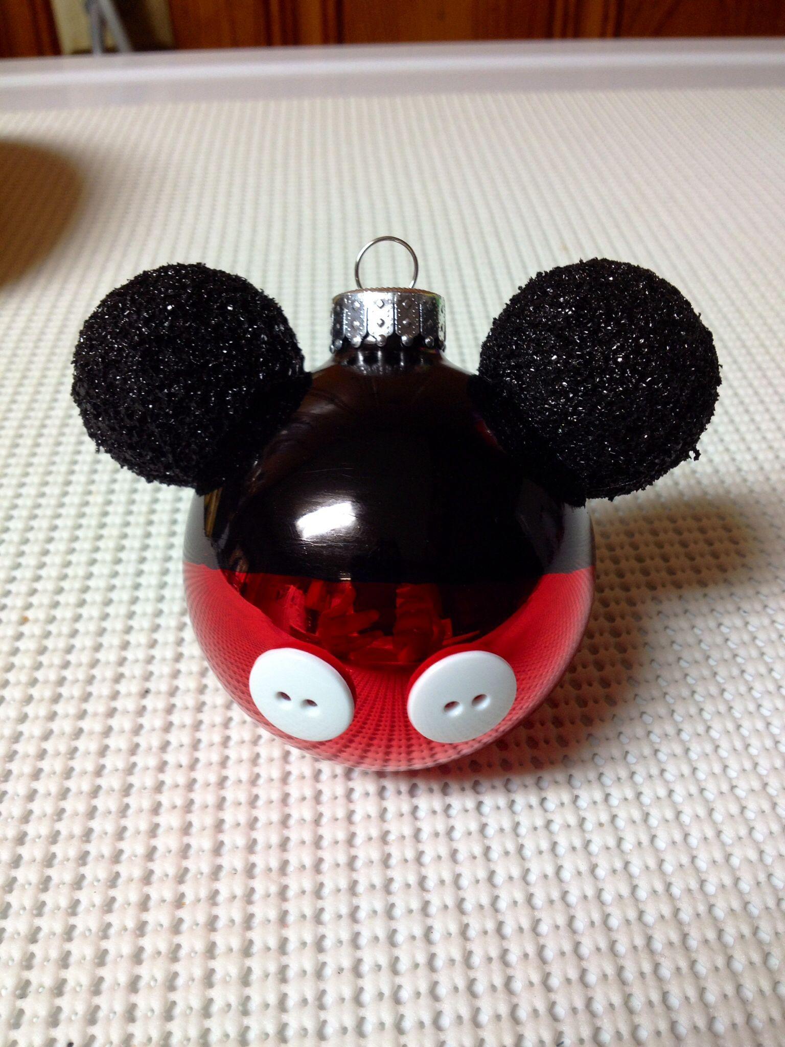 Adornos navidenos mickey mouse regalos populares de navidad for Adornos navidenos mickey mouse