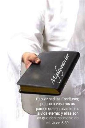 JESUS PODEROSO GUERRERO: Juan 5:39= Escudriñad las Escrituras.