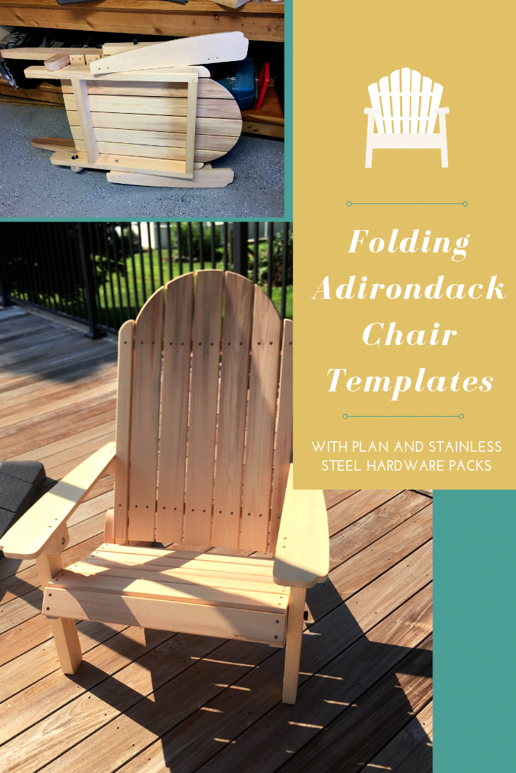 WoodworkingFurnitureKids in 2020 Adirondack chairs diy