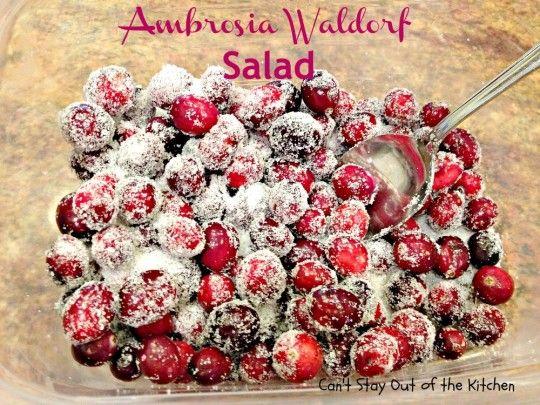 Ambrosia Waldorf Salad - Holiday Dinners 013.jpg