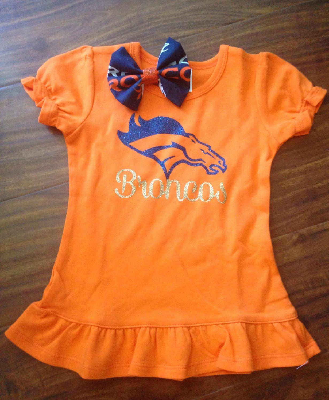 children's denver bronco shirts