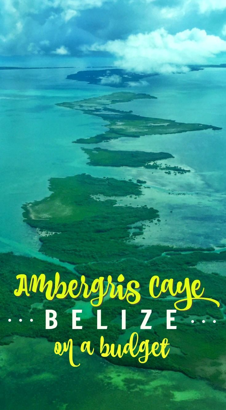 Caye: The Best Budget Paradise in Belize From incredible snorkeling to beachside sunsets, Ambergris Caye in Belize is THE place for a budget getaway!From incredible snorkeling to beachside sunsets, Ambergris Caye in Belize is THE place for a budget getaway!