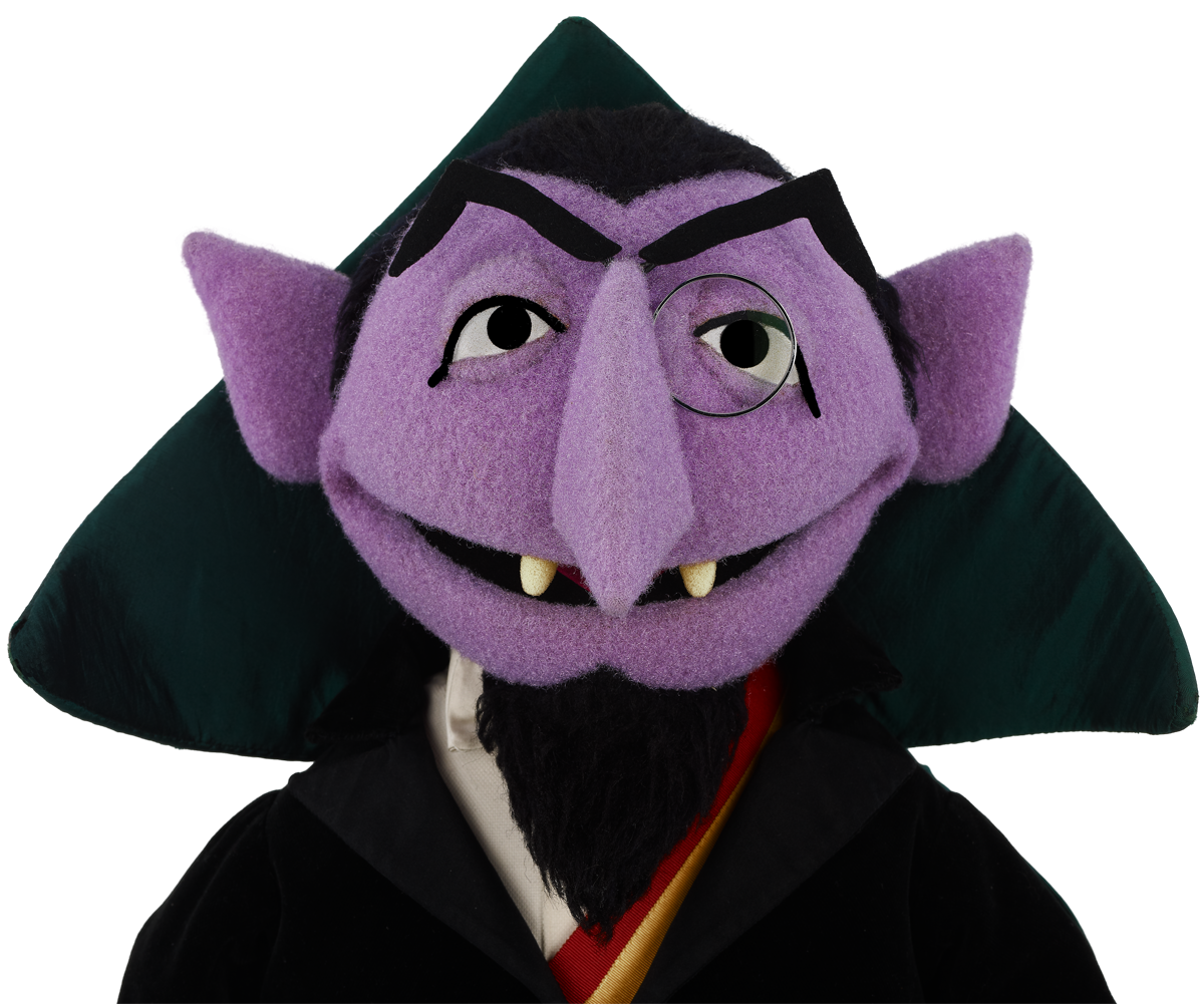 1000  images about Count von Count on Pinterest