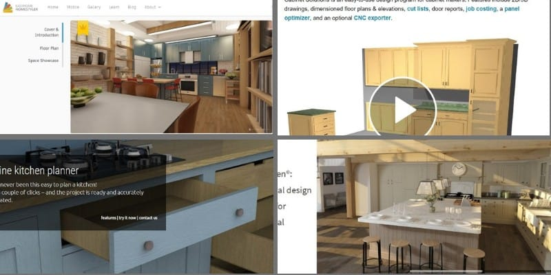 15 Best Free and Paid Design Software for Kitchens