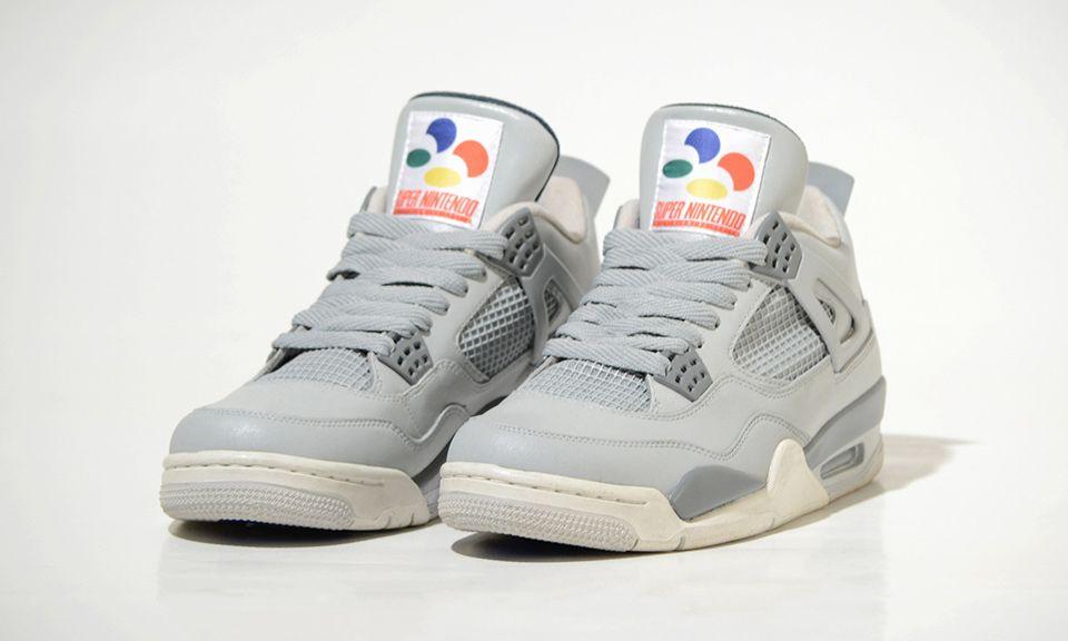 Customized Air Jordan 4