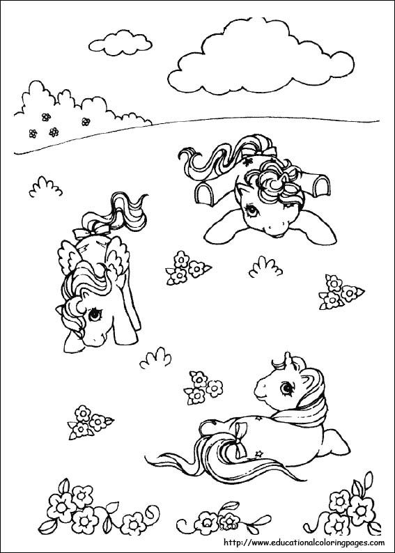 My Little Pony Coloring Pages free For Kids Crafty (80u0027s My Little - fresh my little pony friendship is magic coloring pages games