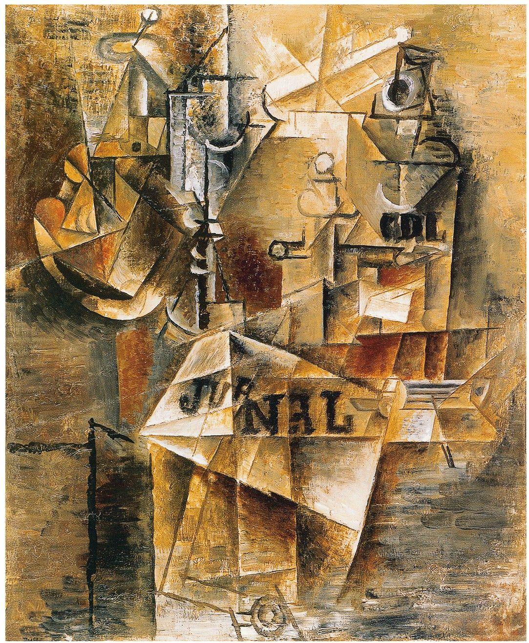 Pablo Picasso in 2020