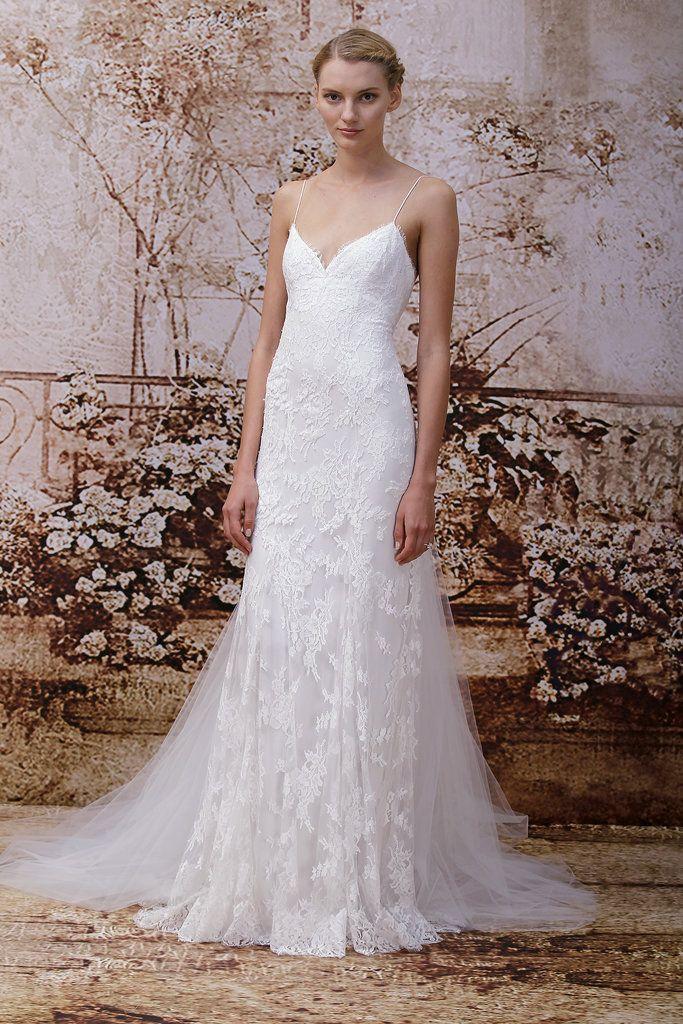 Monique Lhuillier Bridal Fall 2014: A Fairytale Romance | Monique ...