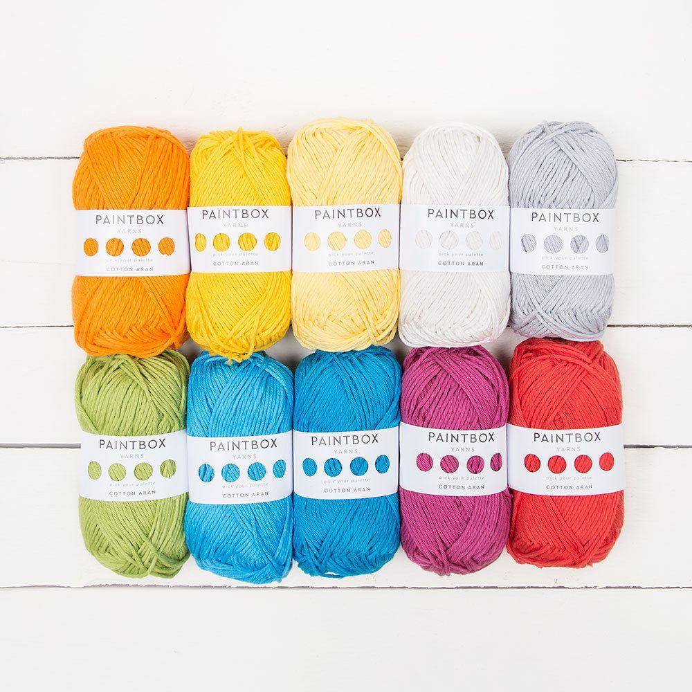 Fuchsia 13 100/% Cotton Knitting /& Crochet Yarn Rico Creative Cotton Aran