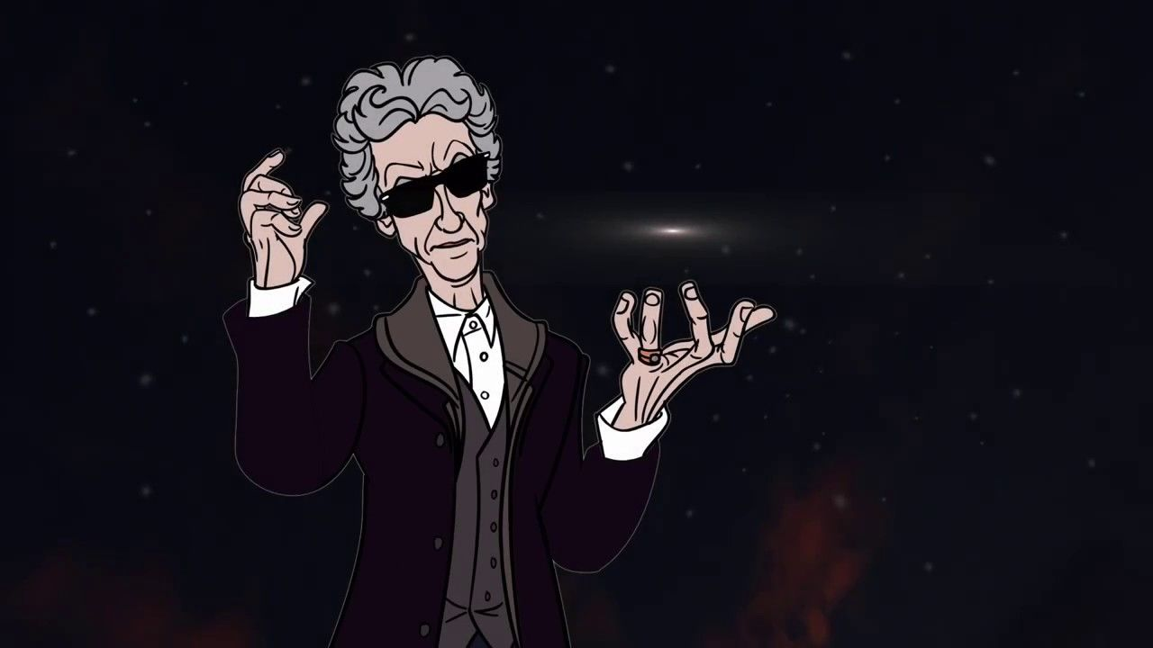 Continuity Ident - Doctor Who