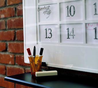 #calendar Pottery Barn