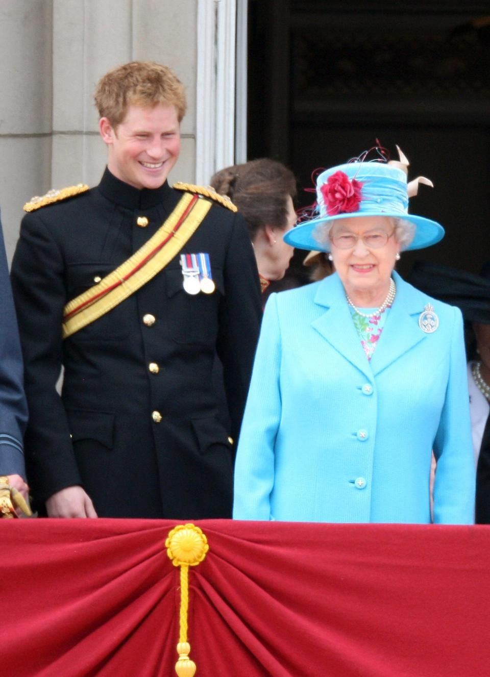 How old is Prince Harry and what is his official royal