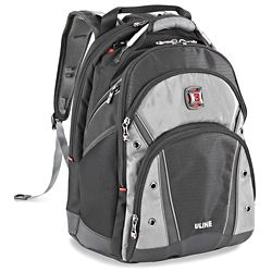 SwissGear Backpack in Stock - ULINE | Laptop backpack, Pro ...