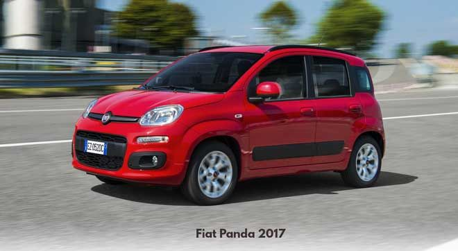 Fiat Panda 2017 >> 2017 Fiat Panda Facelift Changes Redesign Update 4