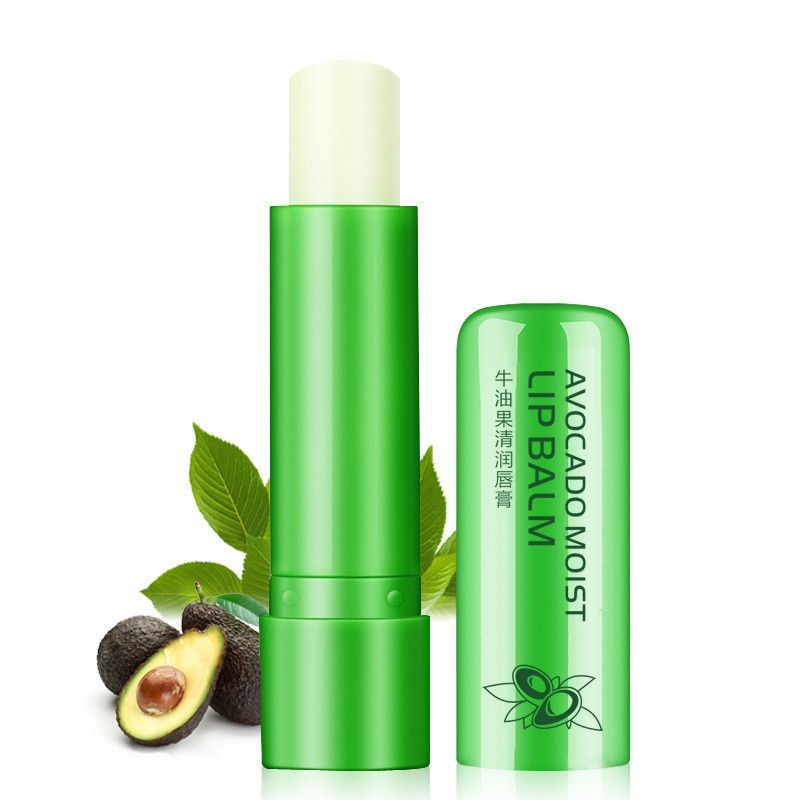 High Quality Shea Butter Repair Hydrating Lip Balm Avocado Moisturizing Lip Moist Lipstick Film Lipbalm Makeup Hand Hydrating Lip Balm Lip Moisturizer The Balm