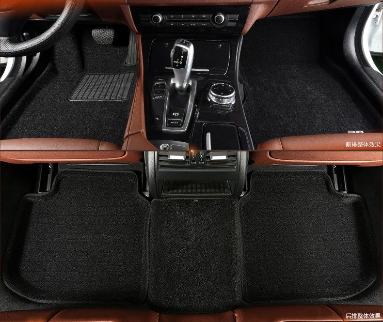 High Quality Car Floor Mats Case For Chevrolet Suburban Front And