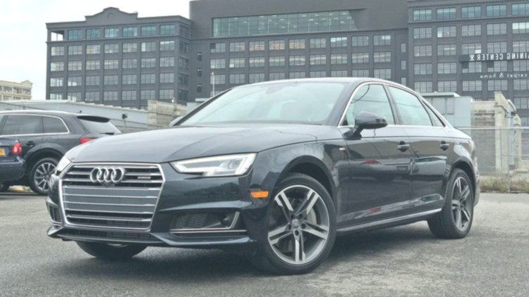 Audi A4 Prestige 2020 Review A Fascinating Example Of The Power Of The Sports Sedan The Drive In 2020 Sports Sedan Audi A4 Audi