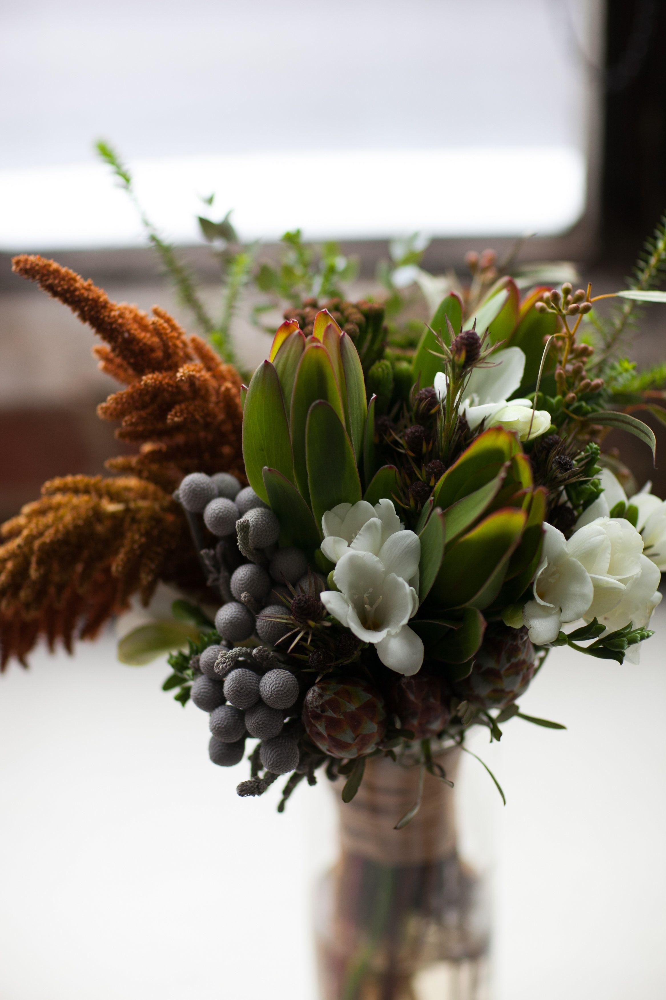 Beet & Yarrow Floral Design, Red Shoes Photography