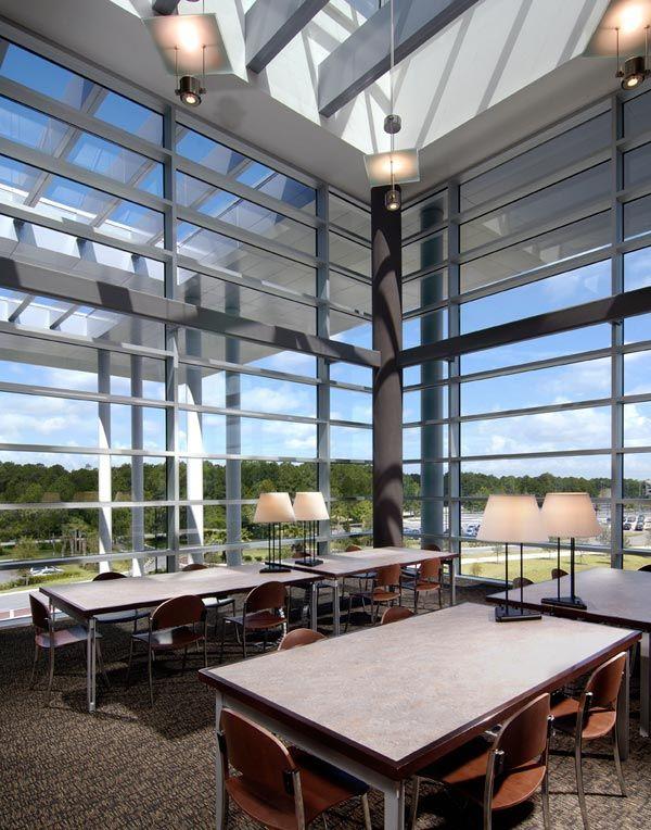 Unf Library Interior Library Interior