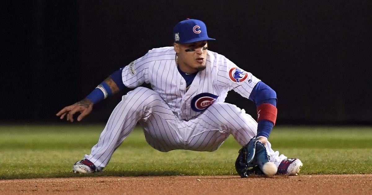 Cubs Javier Baez To Hold Baseball Camp At Elk Grove High Baseball Camp Cubs Baseball Espn Baseball
