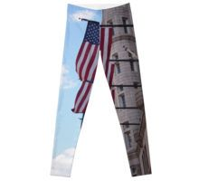 4th July rolls around quickly, don't forget your leggings!