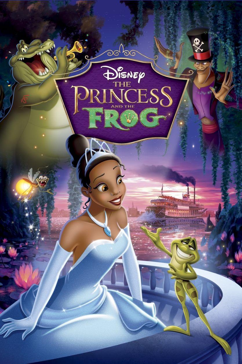 The Princess and the Frog (La Princesa y el Sapo en