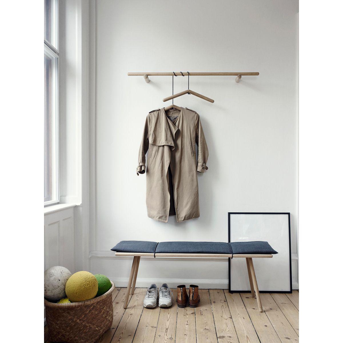 2019 Mudroom Bench Inspiration: Skagerak - Georg Bench En 2019