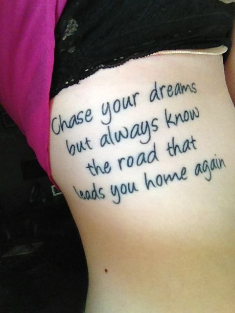 country song quotes tattoos - photo #14