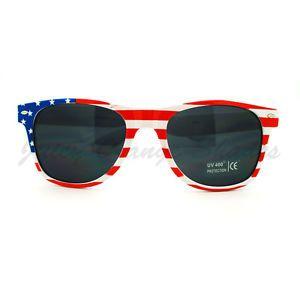red, white & blue sunglasses   ... Accs > Unisex Accessories > Sunglasses & Fashion Eyewear > Sunglasses