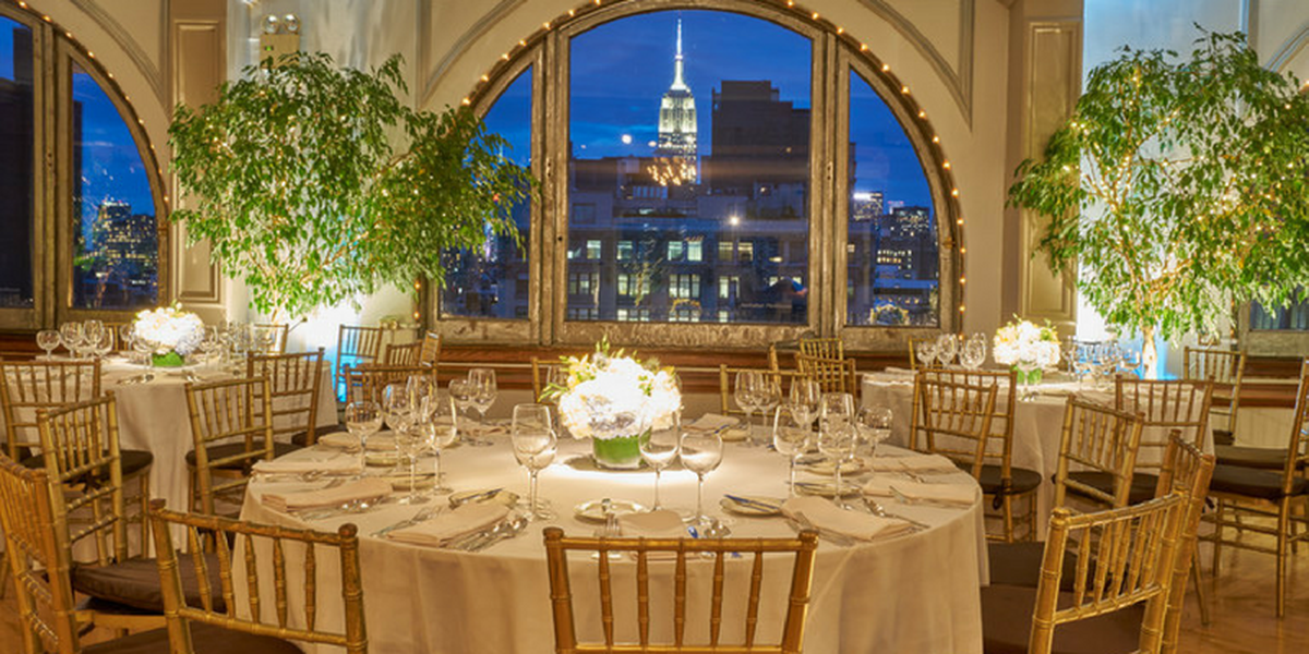 Manhattan Penthouse On Fifth Avenue New York Ny Weddings