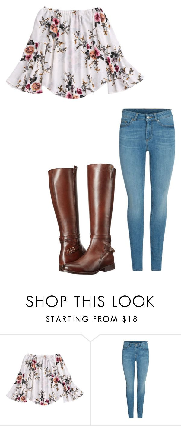 """""""Untitled #424"""" by austynh on Polyvore featuring Frye"""