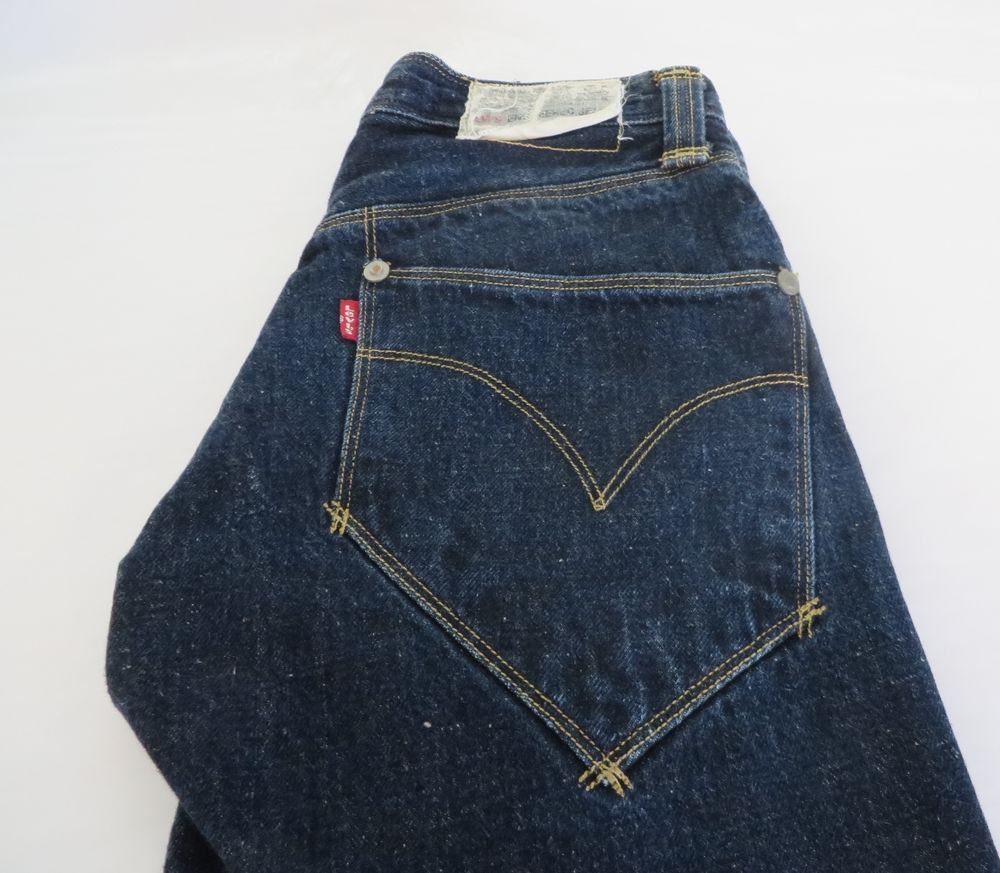 LEVIS ENGINEERED JEANS Twisted Leg Button Fly Size 30 x  31 #Levis #TWISTEDLEG