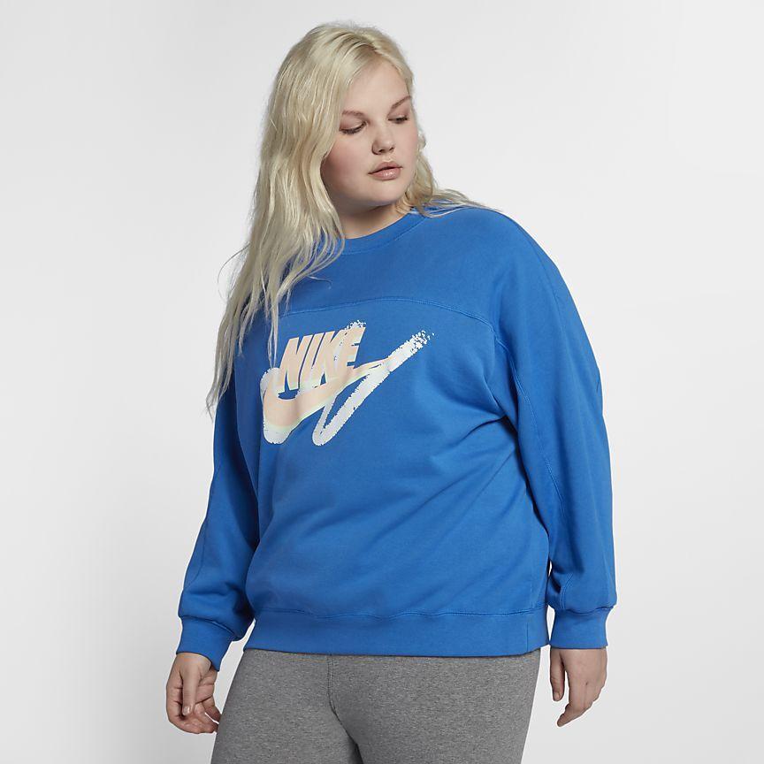Nike Sportswear Archive Women's Crew (Plus Size
