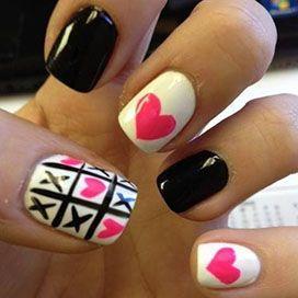 Tic Tac Nails