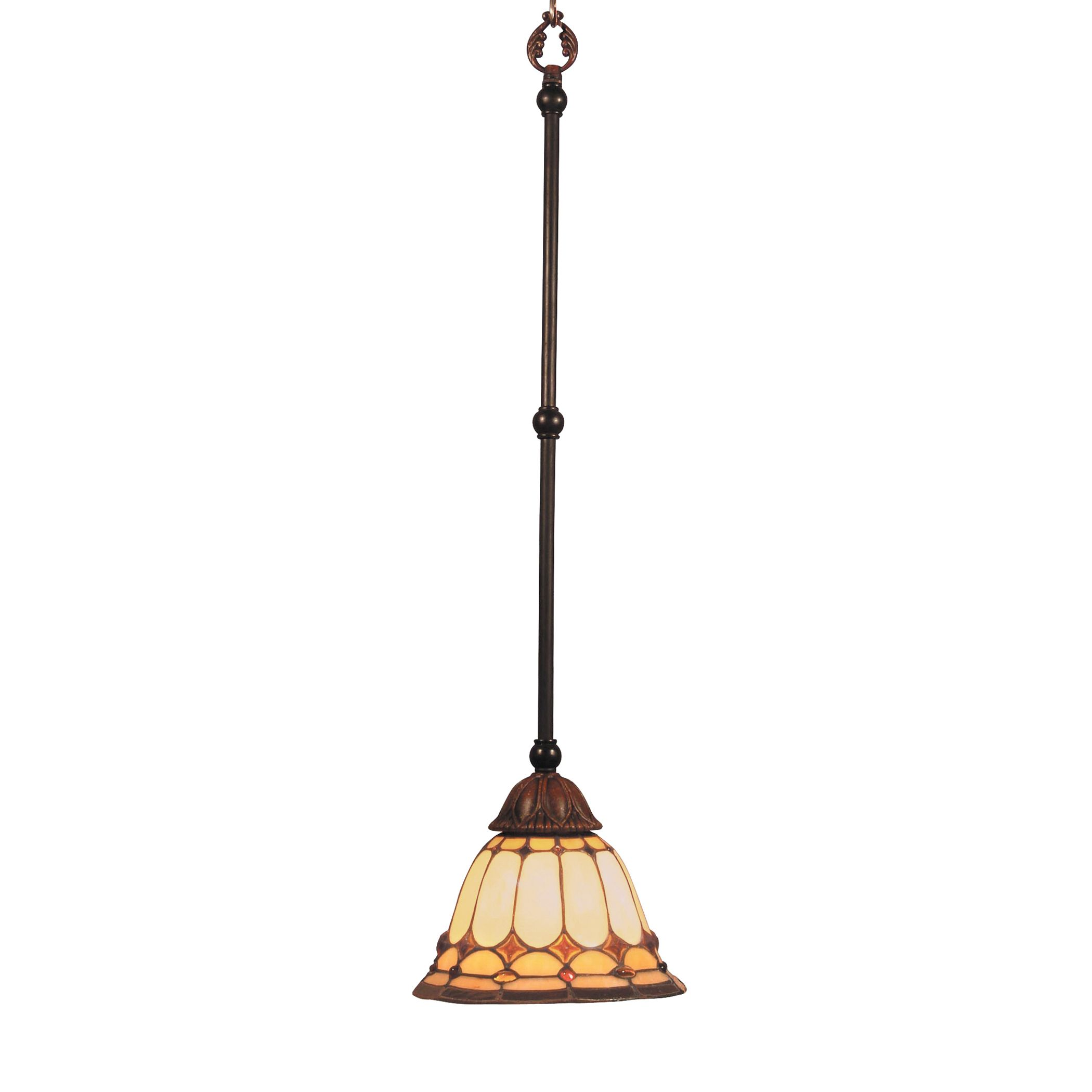 copper mini pendant light. ELK Lighting 648-BC Diamond Ring Burnished Copper Mini Pendant Light