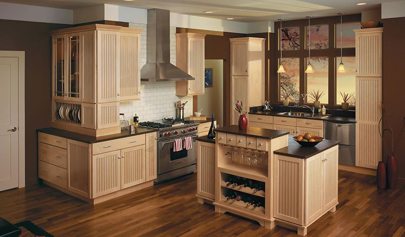Merillat Cabinets Visit a Modern Builders Supply Interiors Show
